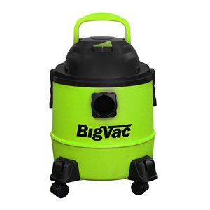 Big Vac 5-Gallon Poly Vacuum