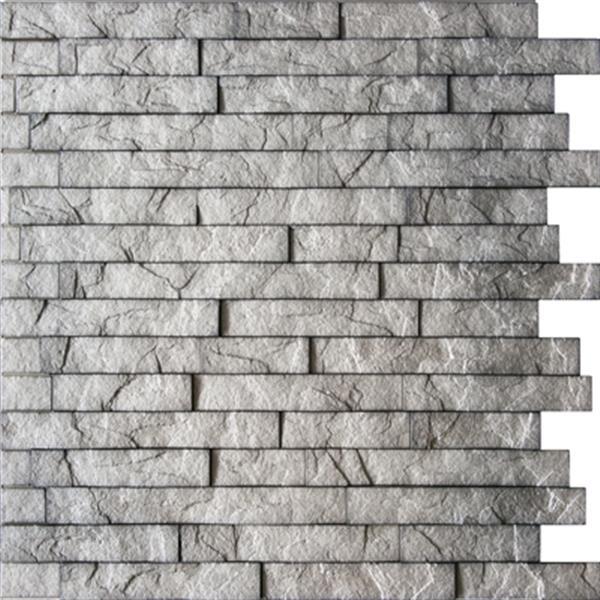 Retro Art Ledge Stone Portland Cement 3D Wall panels