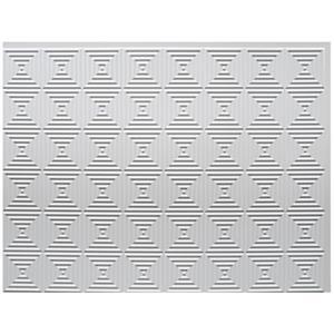 Retro Art Rhombus Backsplash Tiles Decorative Wall Panel