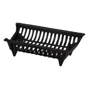 Pleasant Hearth 18-in Cast Iron Grate