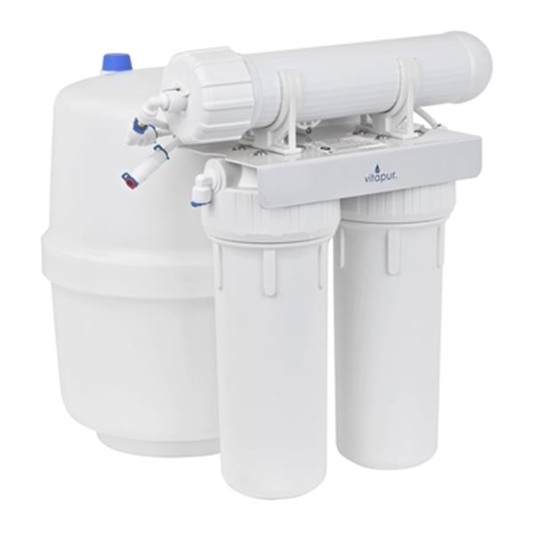 Vitapur 14.7-in White 3-Stage Reverse Osmosis Treatment System