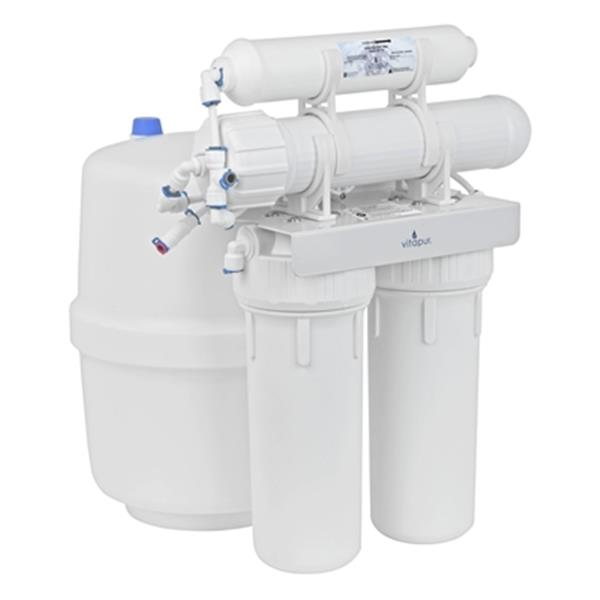 Vitapur 16.5-in White 4-Stage Reverse Osmosis Treatment System