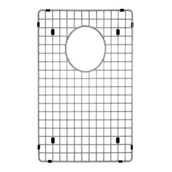Blanco Precis 13.75-in x 11.75-in Stainless Steel Sink Grid