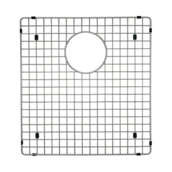 BLANCO Precision 14.5-in x 12.5-in Stainless Steel Bar Sink Grid