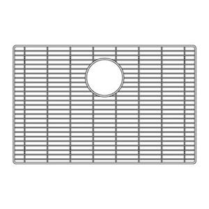 BLANCO Canada Attika 17-in x 25.5-in Stainless Steel Sink Grid