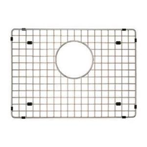 BLANCO Canada Vision 1 13.5-in x 18.25-in Stainless Steel Sink Grid