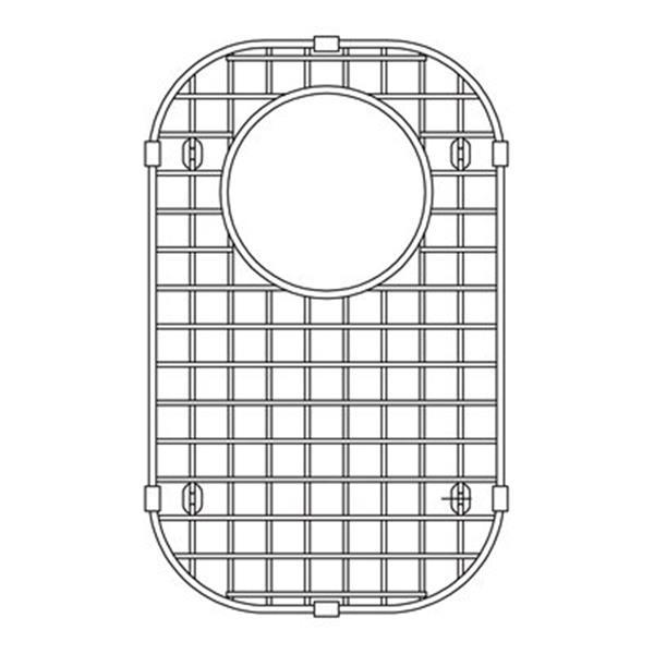Blanco 13.75-in x 8.25-in Stainless Steel Sink Grid