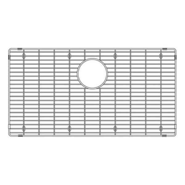 BLANCO Canada Quatrus 15.75-in x 29.75-in Stainless Steel Super Single Sink Grid