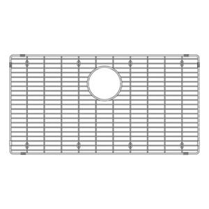 Blanco Quatrus 15.75-in x 29.75-in Stainless Steel Super Single Sink Grid