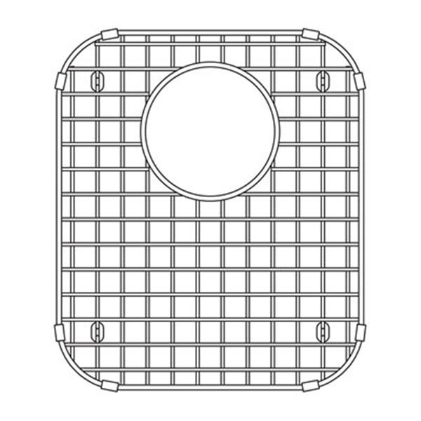 Blanco Vision 14-in x 11.75-in Stainless Steel Sink Grid