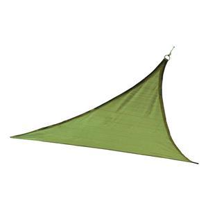ShelterLogic Shade Sail Heavyweight Triangle - 16-ft x16-ft - Lime Green