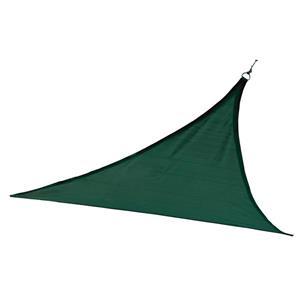 ShelterLogic Shade Sail Heavyweight Triangle - 16-ft x 16-ft - Evergreen