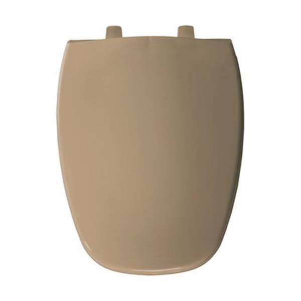 Bemis Elongated Plastic Sand Toilet Seat
