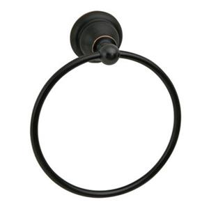 Taymor Crofton Oil-Rubbed Bronze Towel Ring