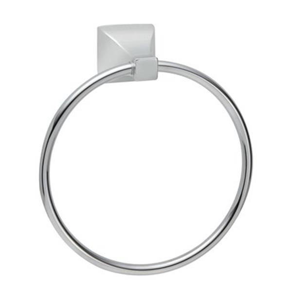 Taymor Dixon Polished Chrome Towel Ring