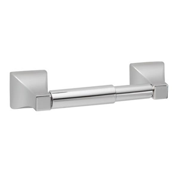 Taymor Dixon 8.3-in Polished Chrome Standard Toilet Paper Holder