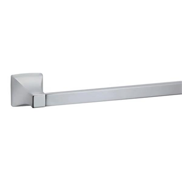 Taymor Dixon 18-in Polished Chrome Towel Bar