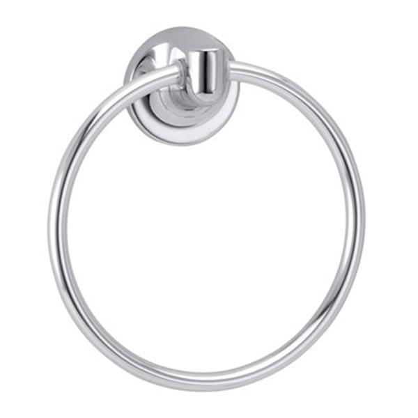 Taymor Infinity Polished Chrome Towel Ring