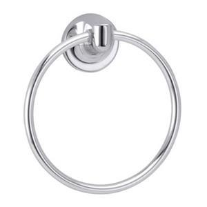 Taymor Infinity Polished Chrome Towel Ring
