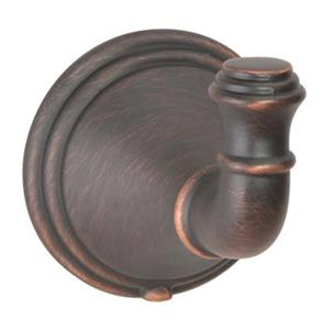 Taymor Legends Antique Bronze Single Robe Hook