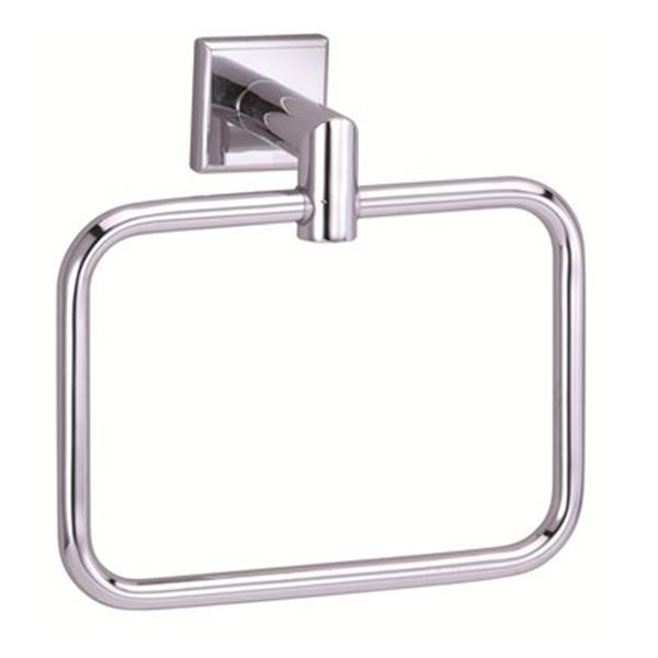Taymor Naples Polished Chrome Towel Ring