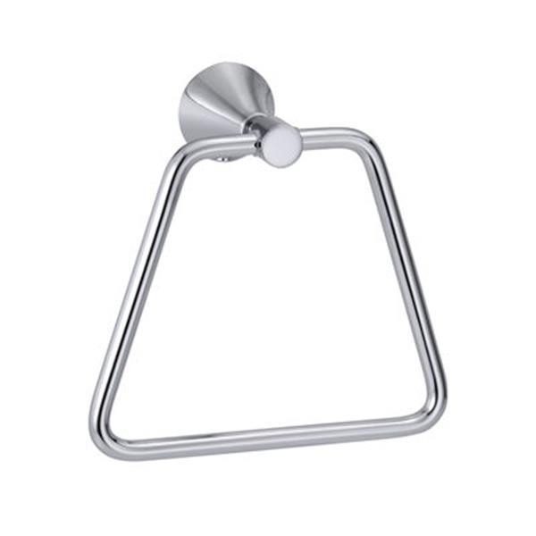 Taymor Odyssey Polished Chrome Towel Ring