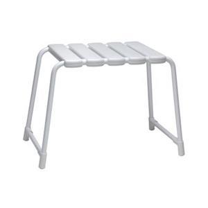 Taymor Safety Basics 14.5-in White Bath Stool
