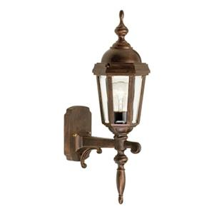 SNOC Vintage ii 20.5-in Antique Copper Wall Mounted Outdoor Light