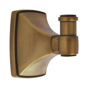 Amerock Clarendon Gilded Bronze Single Robe Hook