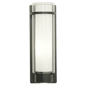 DVI Essex 5-in W 1-Light Oil rubbed bronze Pocket Wall Sconce