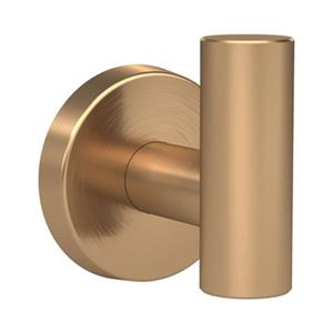 Amerock Arrondi Golden Champagne Single Robe Hook