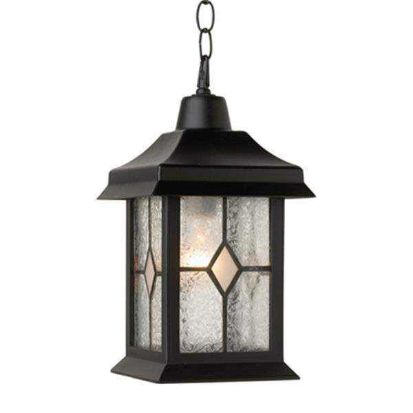 SNOC 81491BK Victoria Outdoor Pendant Light,81491BK