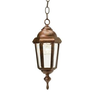 SNOC 81004 Vintage II Outdoor Pendant Light,81004AC