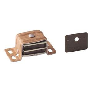 Amerock Wood Grain Magnetic Catch,13608660