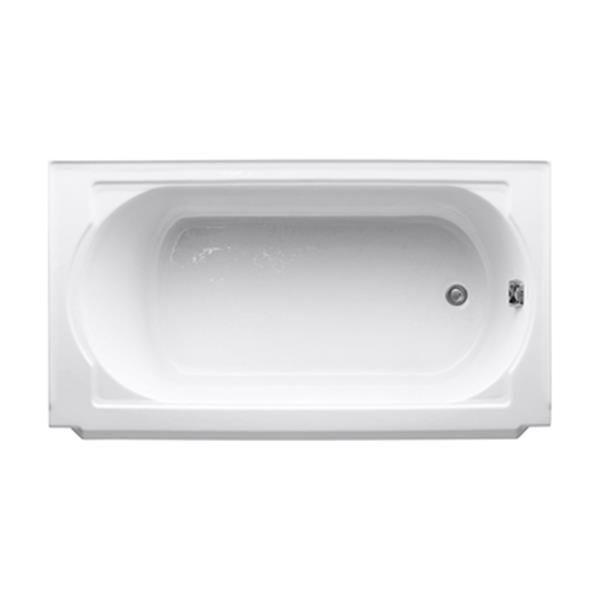 KOHLER Alcove Soaking Bathtub