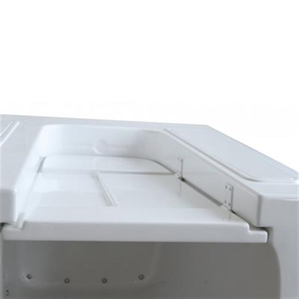 Aquam Spas 4526 Walk-in Air Bath Bathtub, 4526 LH