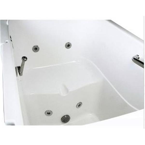 Aquam Spas 5533 XL Walk-in Whirlpool Bathtub