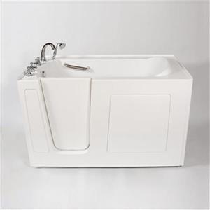 Aquam Spas 6030 Walk-in Combination Bathtub,Aquam 6030