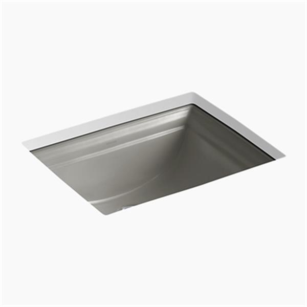 KOHLER Memoirs 20.68-in Cashmere Undercounter Sink