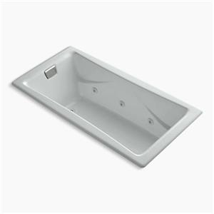 Kohler Co. 865-HD Tea-for-Two 72-in x 36-in Drop-in Whirlpoo