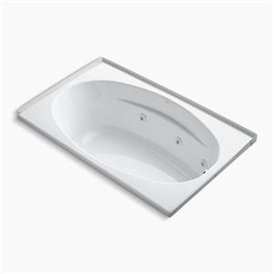 Kohler Co. 1139 ProFlex 60-in x 36-in Alcove Whirlpool with