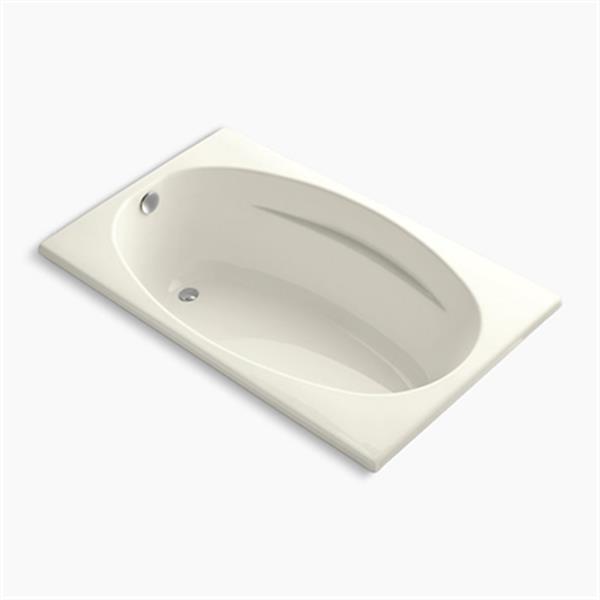 KOHLER 60-in x 36-in Drop-in Bath