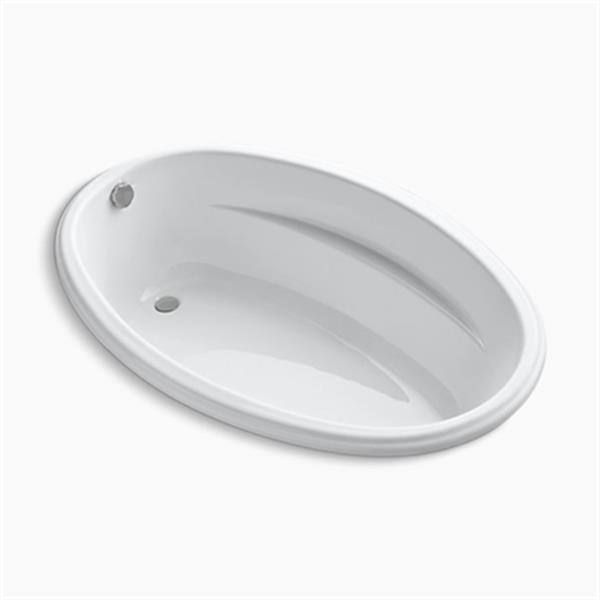 KOHLER 60-in x 40-in Drop-in Bath