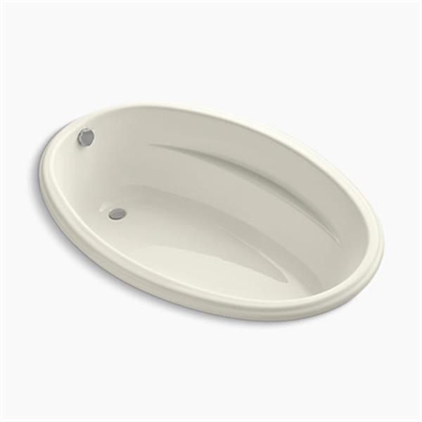 KOHLER 60-in x 40-in Drop-in Bath