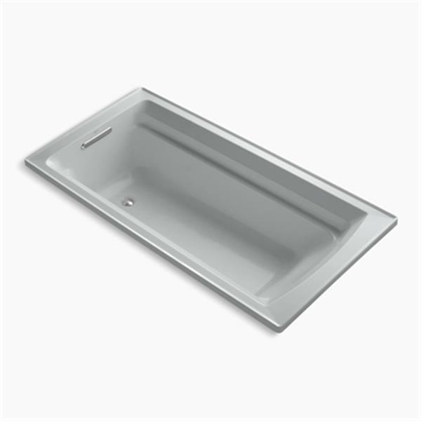 KOHLER 72-in x 36-in Drop-in Bath