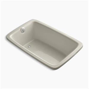 KOHLER 66-in x 42-in Drop-in Bath