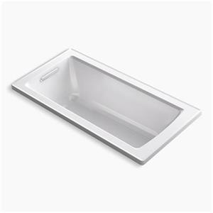 KOHLER 60-in x 30-in Drop-in Bath