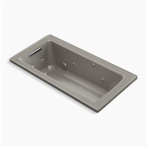 KOHLER 60-in x 30-in Drop-in Whirlpool