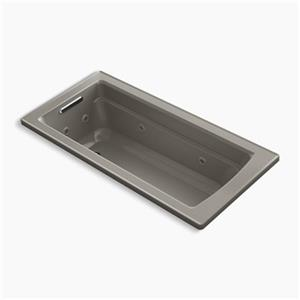 KOHLER 66-in x 32-in Drop-in Whirlpool
