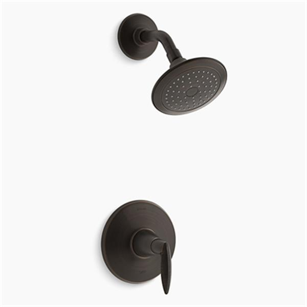 KOHLER Alteo Oil-Rubbed Bronze Shower Trim